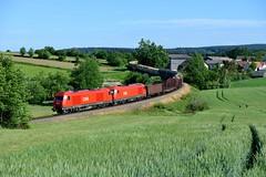 ÖBB 2016.021 + 003 Obernondorf (3496) (christophschneider1) Tags: siemens tandem rca öbb waldviertel 2016 er20 railcargoaustria gemischtergüterzug 2016021 kbs830 vg73145 obernondorf