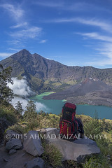 _DSC0245SSRw (a.faizal) Tags: mountain lake indonesia asian volcano asia hiking hike hikers volcanic lombok asean anak mountaineer danau rinjani segara lombokisland mountrinjani segaraanak danausegaraanak segaraanaklake