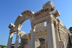 The Ancient City of Ephesus (Marzanne) Tags: travel summer vacation turkey greece ephesus efes kusadasi