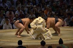 Kakuryu vs Kisenosato 2