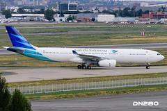Garuda A330-343 msn 1654 (dn280tls) Tags: msn garuda 1654 a330343 fwwcj pkgpx