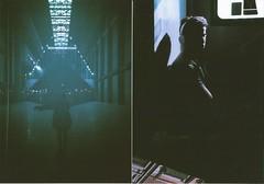 film 15/16 (Zoe Sarjant) Tags: 35mm film analogue photography lomography lca purple double exposure goldsmiths university london