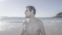 Diciembre en la playa (52weeks2016#52 - Within) (ponzoñosa) Tags: muerdo cada paso diciembre c decembre beach playa montalvo pontevedra within 52weeks project 2016 end amor wave processing blue ocean atlantic
