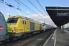 BB 75077 / Aix-les-Bains (jObiwannn) Tags: train ferroviaire infra sncf locomotive eurostar