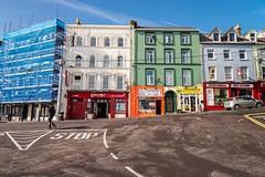 The colours of Cobh (Nodding Pig) Tags: cóbh cobh countycork ireland republicofireland façade 201609154224102