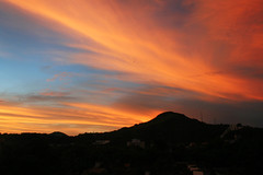 From the balcony (Klauss Egon) Tags: canon ubatuba sky ceu clou cloud sunrise sunset sol nascendo pordosol