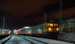 Last shot for 2016 (Radler.z) Tags: 46234 2016 5625 train locomotive le5100 sofia bdz central station бдж влак бърз централна гара софия