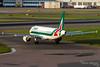 Alitalia Airbus A320-216  |  EI-DTI  |  London Heathrow  - EGLL (Melvin Debono) Tags: alitalia airbus a320216 | eidti london heathrow egll melvin debono spotting canon 7d 600d plane planes aviation airport airplane uk united kingdom
