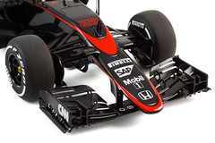 AUTOart 1:18 McLaren Honda MP4-30 - Jenson Button, Spanish Grand Prix 2015 (StrikeEagle492) Tags: autoart diecast scalemodel compositemodel replica miniature mclaren honda mclarenhonda mp430 spanishgp2015 118