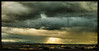 Desert Rays (fotomark.net) Tags: storm lightrays rays color desert layers topazclarity topazadjust