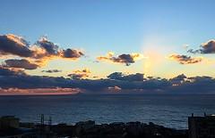 Tramonto dalla costa Calabra (francesco_43) Tags: calabria paola stromboli