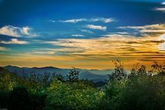 Brasstown Bald Sunset (grantdaws) Tags: brasstown bald sunset appalachia georgia mountains beautiful sky