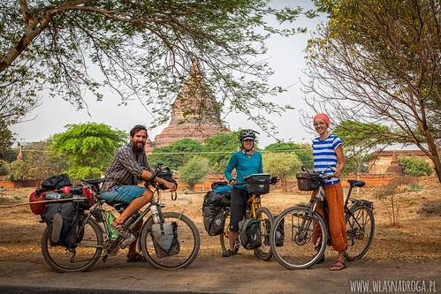 Spotkanie z rowerzystami