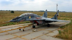 "MiG-29UB Fulcrum 4 • <a style=""font-size:0.8em;"" href=""http://www.flickr.com/photos/81723459@N04/32616363931/"" target=""_blank"">View on Flickr</a>"