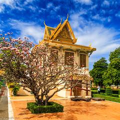 89 Cambodja, Phnom Penh,  Royal Palace