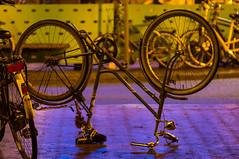 Upside Down (Matt H. Imaging) Tags: street night minolta sony beercan slt a55 sonyalpha minolta70210f4 minoltaaf70210mmf4 slta55v ©matthimaging
