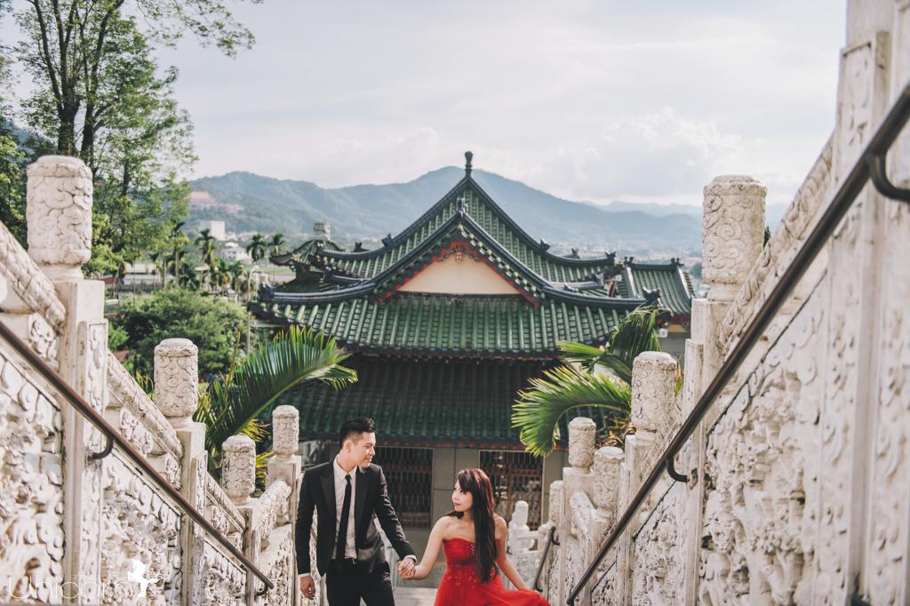 《婚紗》立忠 & Yumi / 埔里地母廟