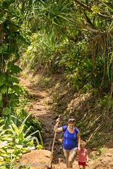 Kauai2015-048.jpg (Michael_Cline) Tags: sophie kauai kalalau napali hanakapiai hanakapiaifalls