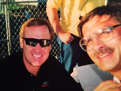 NASCAR, Rusty Wallace (Picture Proof Autographs) Tags: fredweichmannfrederickweichmann photograph photographs inperson pictureproof photoproof picture photo proof image images collector collectors collection collections collectible collectibles classic session sessions authentic authenticated real genuine sign signed signing sigature sigatures auto autos vehicles vehicle model automobile automobiles driver drivers autoracing sport sports nascar winstoncup sprint cup busch nationwide craftsman campingworld xfinity truck series dodge charger intrepid ford thunderbird chevy lumina montecarlo pontiac grandprix taurus autographes autographed autograph fred frederick weichmann fredweichmann frederickweichmann