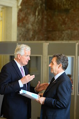 EPP Summit,Brussels; June 2015 (More pictures and videos: connect@epp.eu) Tags: brussels party people les european president vice nicolas summit michel epp sarkozy ump ppe barnier 2015 republicains euco