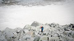 Salita al passo Brizio (Luca Casartelli) Tags: italy alps nature landscape hiking it glacier brescia lombardia moutains adamello pontedilegno