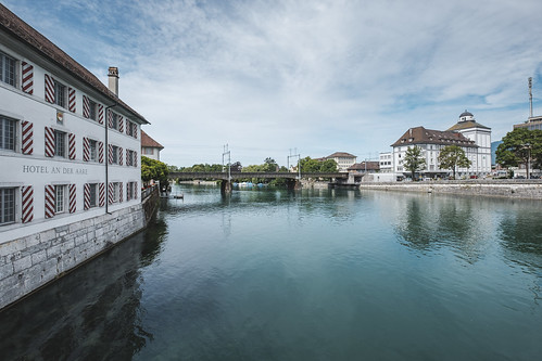 Hotel an der Aare, Solothurn