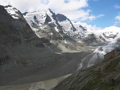Grossglockner and Pasterze glacier (olmofin) Tags: mountain austria glacier grossglockner pasterze