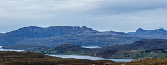 Ben More Coigach, Suilven, Cul Beag and Cul Mor (Francis Mansell) Tags: mountain landscape highlands scottishhighlands culmor culbeag benmorecoigach rhue lochbroom