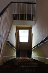 myrtles_plantation_4644 (BigSance) Tags: architecture stairs historic haunted staircase goingdown stfrancisvillela myrtlesplantation