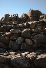 Castro de Baroa (JessM) Tags: galicia castro celta arqueologa portodoson baroa arqueoloxa preromano