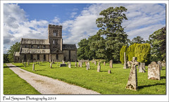 Photo of St Michael, Lowther Estate, Cumbria
