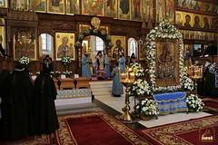 13. The solemn all-night vigil on the feast of the Svyatogorsk icon of the Mother of God / Торжественное всенощное бдение праздника Святогорской иконы Божией Матери