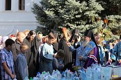 69. The blessing of water on the day of the Svyatogorsk icon of the Mother of God / Водосвятный молебен в день празднования Святогорской иконы Божией Матери