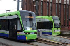 Croydon (Fer Huizer) Tags: trolley tram streetcar tramway croydon engeland strassenbahn londen tramvaj tramwaj tramvia tramwaje