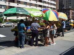 201507050 New York City Chelsea (taigatrommelchen) Tags: 20150727 usa ny newyork newyorkcity nyc chelsea urban city foodcart street