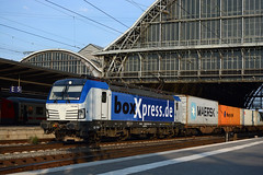 boxXpress.de siemens vectron 193-840-6  at bremen bhf (I.Wright Photography over 2 million views thanks) Tags: siemens bremen bhf vectron boxxpressde 1938406