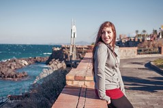 C. (Mary-Eloise) Tags: lady nikon d90 portrait winter wind wow people girl woman colorful