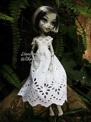 (Linayum) Tags: frankie frankiestein mh monster monsterhigh mattel doll dolls muñeca muñecas toys juguetes handmade linayum