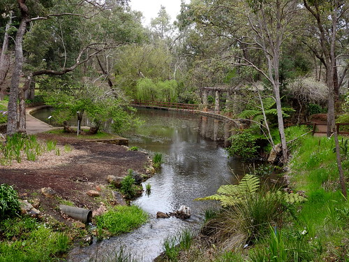 Araluen Botanical Park, October 2016