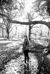 Haley Dickerson (mattbellphoto) Tags: nikonfe2 20mmf28 ilford delta400 35mmfilm bw blackandwhite xtol haleydickerson