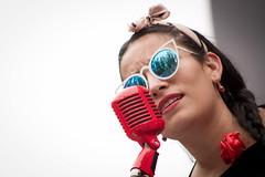 Ana Tijoux (nicomartinezr) Tags: anfiteatro anitatijoux lacumbrejoven microfono sanpedro
