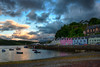 Portree, Isle of Skye, Scotland (erwinberrier) Tags: scotish scotishhighlands scotland skye isleofskye portree harbor boats ocean sunset unitedkingdom uk