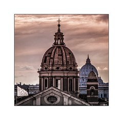 Basiliques de Rome (jldum) Tags: rome basilique eglise hdr ville town voyage trip travel church sal70200g