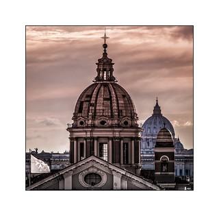 Basiliques de Rome