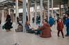 (victortsu) Tags: architecture art artcontemporain contemporaryart france palaisdetokyo paris ricohgrii tinosehgal victortsu lacatonvassal cosimo zeno calliope stéphanie stefânia fionna jan