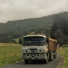 ISUZU at Gunns Plains, Tasmania