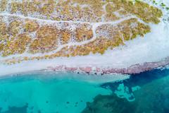 Reef n Beach (James A Collins) Tags: aerialphotography woodmanpoint westernaustralia beach dji drone djiphantom4pro coogee australia au