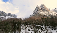 Anso Valley (Jenny Thynne) Tags: spain pyrenees snow ansovalley huesca