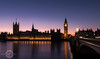 """ Westminster Skyline "" (SJAviation.net) Tags: bigben westminster westminsterabbey nikon london longexposure riverthames thecity sunset victoriaembankment nightshoot nightphotography westminsterbridge housesofparliment bluehour"