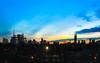 Skyline at Twilight (A Great Capture) Tags: condo aura toronto aftersunset twilight skyline agreatcapture agc wwwagreatcapturecom adjm ash2276 ashleylduffus ald mobilejay jamesmitchell on ontario canada canadian photographer northamerica torontoexplore l'hiver 2016
